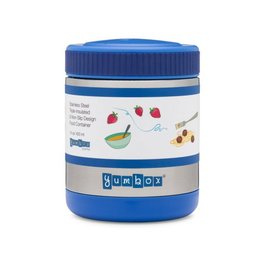 Yumbox Thermosbox - Foodjar Neptune Blue 420 ml.