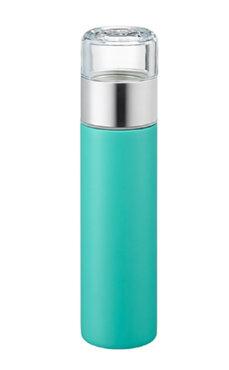 Thermo MUG voor losse thee Aqua