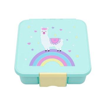 Little Lunchbox Lama - 5 vakken