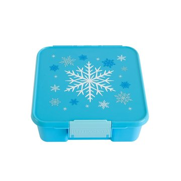 Little Lunchbox Snowflake - 3 vakken