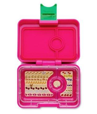 Yumbox Mini 3-vakken (Cherie Pink)
