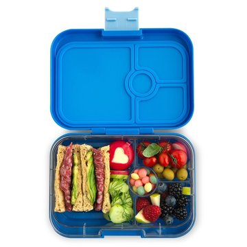 Yumbox panino 4-vakken (Jodphur Blue)