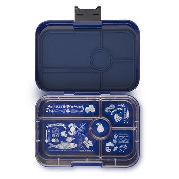 Yumbox Tapas 5 vakken (Portofino Blue)