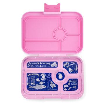 Yumbox Tapas 5 vakken (Stardust Pink)