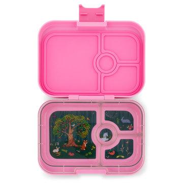 Yumbox panino 4-vakken (Stardust Pink)