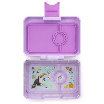 Yumbox Mini 3-vakken (Lila Purple)