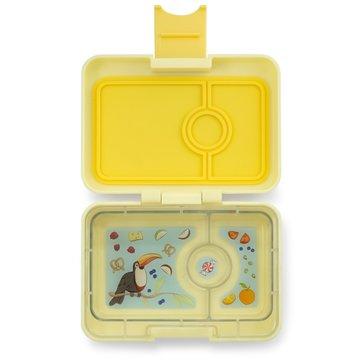 Yumbox Mini 3-vakken (Sunburst Yellow)