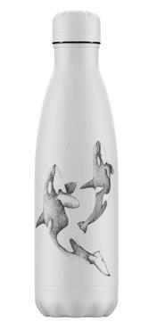 Chilly's geïsoleerde drinkfles 500ml Orca