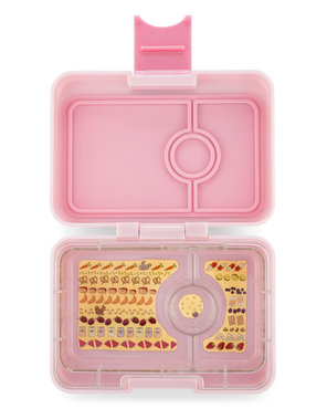 Yumbox Mini 3-vakken (Hollywood Pink)