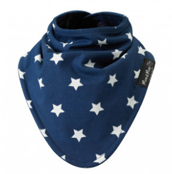 Mum2Mum Fashion Bandana Wonder Slab Stars Blue