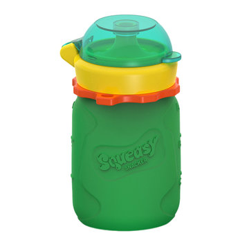 Squeasy Gear Knijpfles Groen 104 ml