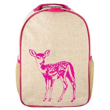 SoYoung rugzak Neon Pink Fawn