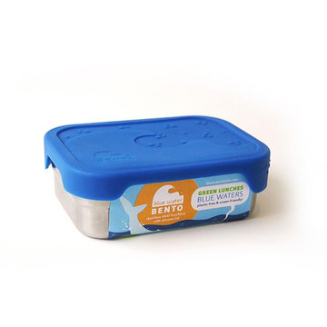 ECOlunchbox Splash Box RVS