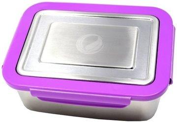 ECOtanka RVS Lunchbox Violet
