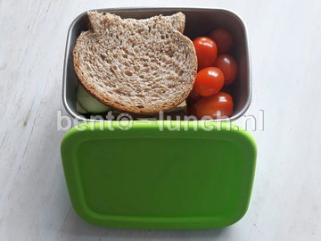 ECOtanka RVS Pocketbox/ Kleine Lunchbox