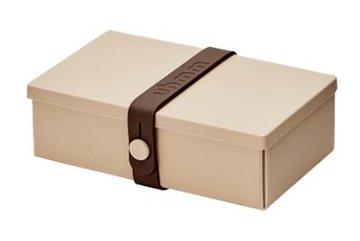Uhmm Box rechthoekig Mocca - Brown