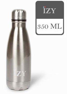 IZY fles Rocky Mountain Silver 350 ml.