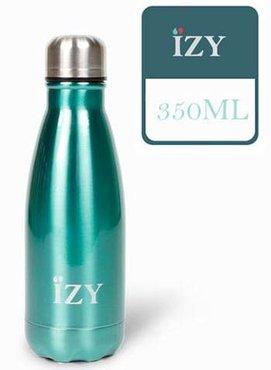 IZY fles Alpine Blue 350 ml.