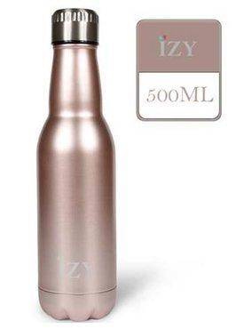 IZY fles Rosé Gold 500 ml.