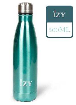 IZY fles Alpine Blue 500 ml.