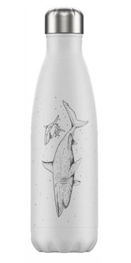 Chilly's geïsoleerde drinkfles 500ml Shark